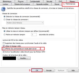 Masquer La Barre De Lecture Windows Media Secret Informatique