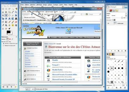 GIMP FRANÇAIS TÉLÉCHARGER 2.6 6 GRATUIT